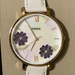 Fossil Women's Jacqueline ES4672 Rose-Gold